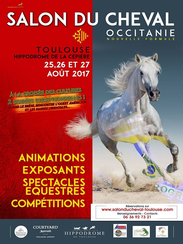 salon du cheval occitanie 2017 toulouse 31 cheval habitat