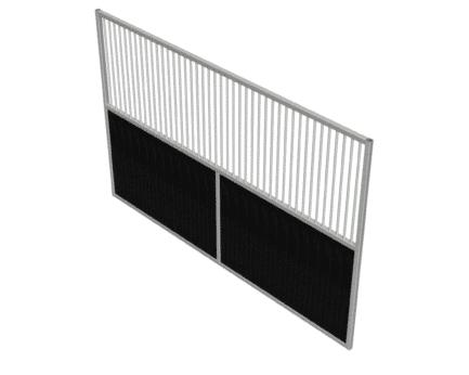 Séparation barreaux 3,5m